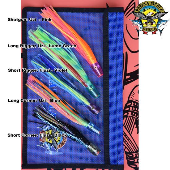 PAK 05 - Ultra Light Southern Bluefin School and Marlin under 20kg Pack