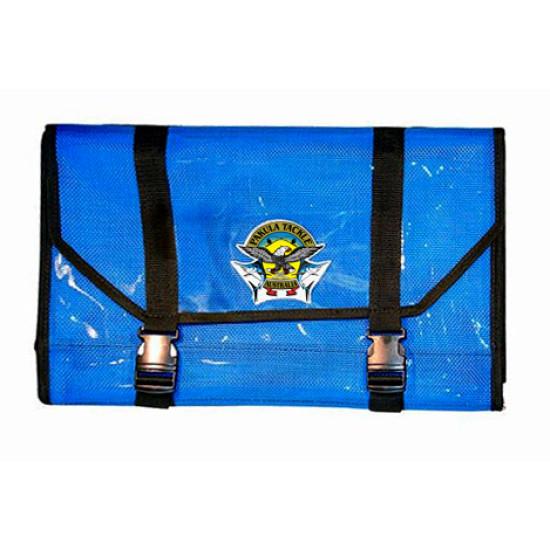 "Pakula 17"" Lure Bag - 5 Pocket - Holds 40 Rigged 13"" Lures"