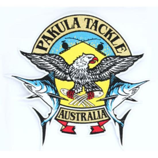 Pakula Iron On Logo - Small